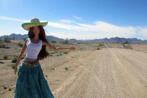 Kiana in Arizona