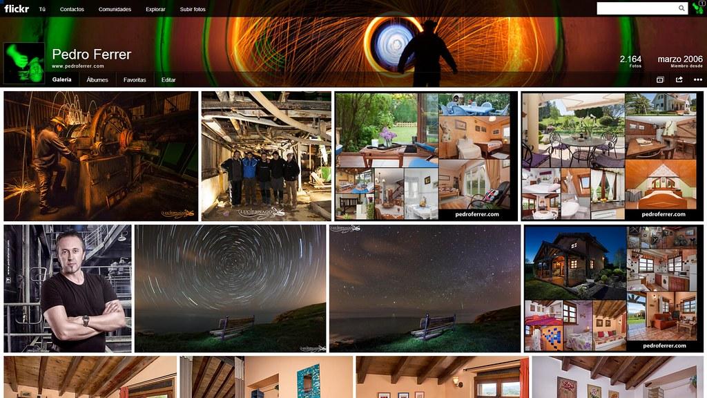 Flickr- Mi galería - Menudo cambio!!!