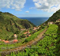 Ribeira da Janela (Porto Moniz, Madeira)