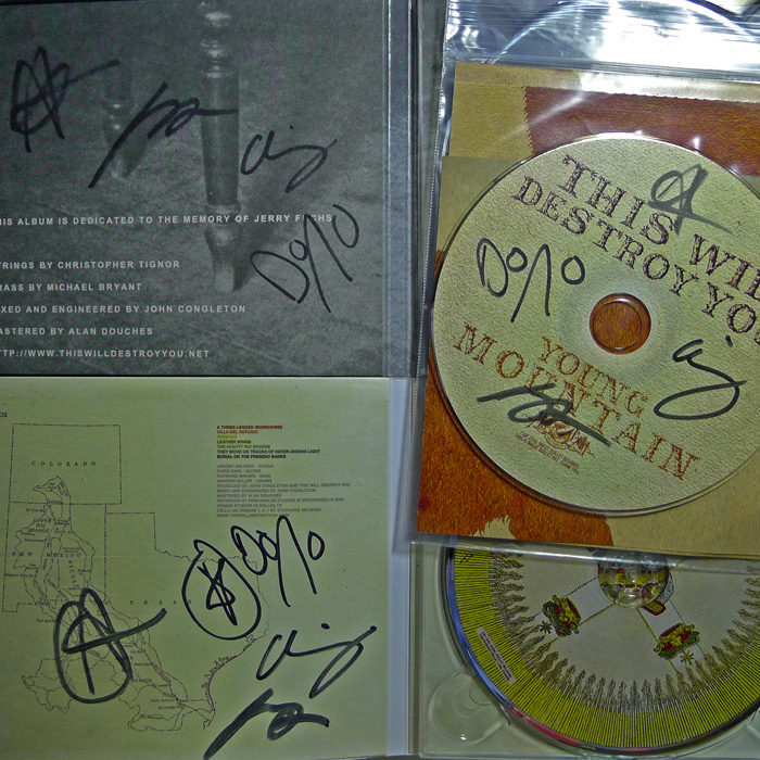 This Will Destroy You's Signature
