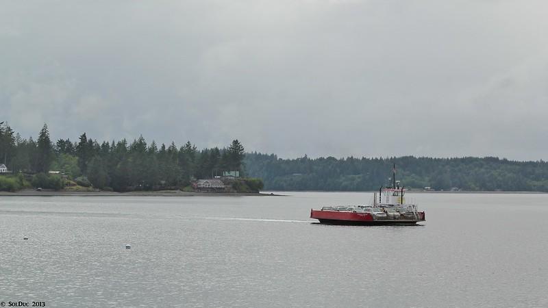 Craigslist Hilton Head Island >> Charlie Wells - Herron Island Ferry | West Coast Ferries Forum
