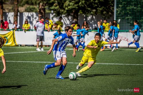"XI Campeonato de Futbol 7 ""Villa Vélez Rubio"""