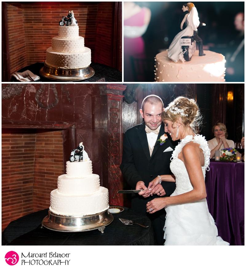 Boston Public Library Wedding: A Boston Public Library Wedding In The Springtime