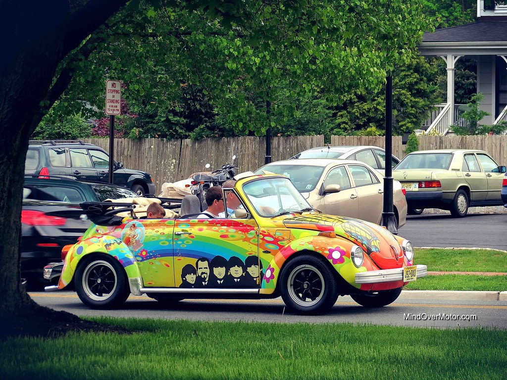 Hopewell Cruise Night The Beatles Beetle Mind Over Motor