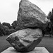 Rock on Top of Another Rock, by Fischli/Weiss, at the Serpentine Gallery, London