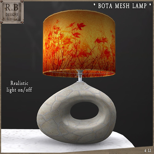 RnB Bota Mesh Lamp 12