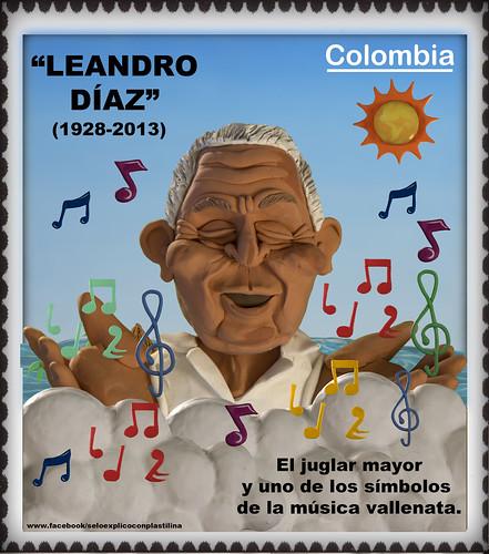 Leandro Díaz by alter eddie