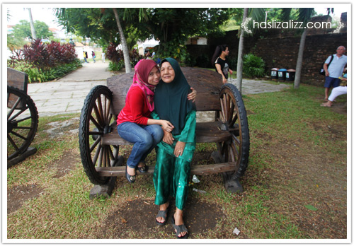 9142604403 dbda4e6057 o Melawat Fort Cornwallis di Padang Kota Pulau Pinang