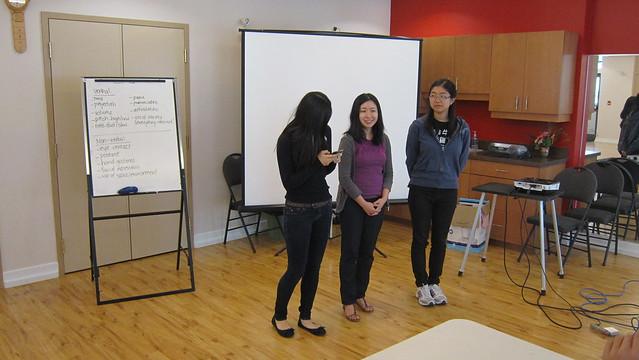 Presentation Skills Workshop Session 06/08/2013