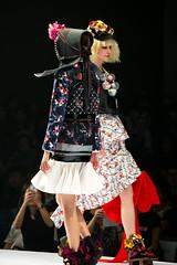 LEUNG Shuk Han, Stella: Kyotokyo: Look 3 / PolyU Fashion Show 2013 / SML.20130626.6D.16779