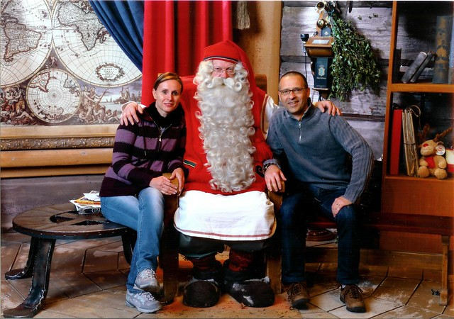 Santa Claus - Rovaniemi