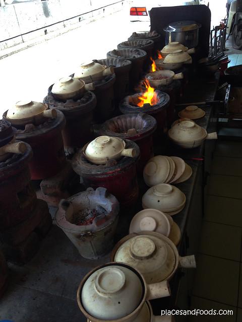 huen kee charcoal claypots