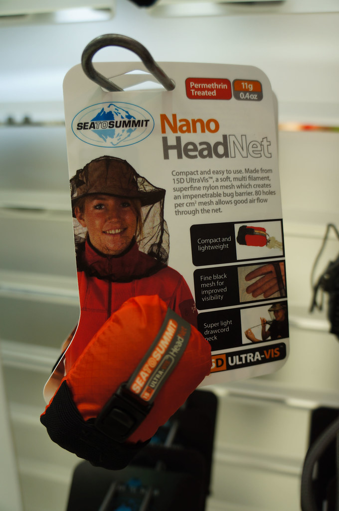 Sea To Summit Nano Headnet