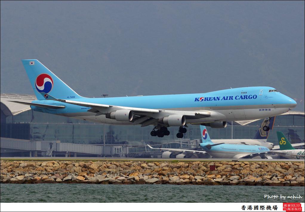 Korean Air Cargo HL7466-001