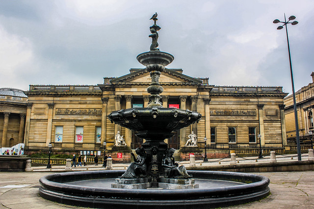 Cultural Quarter de Liverpool