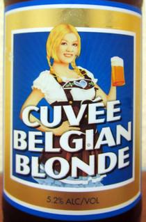 Cuvee Belgian Blonde