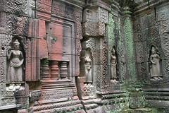Preah Khan - Bas Reliefs Details