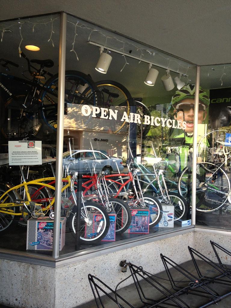 Open Air bikes