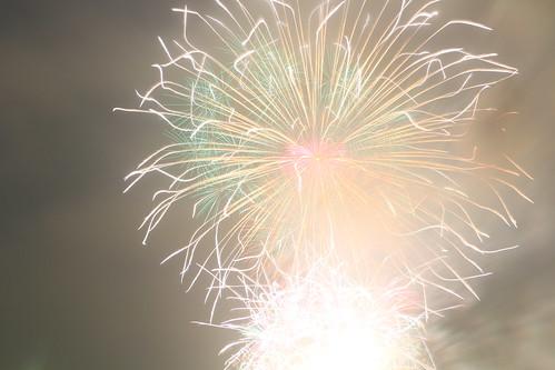 the 28th Kanagawa Shimbun Fireworks Festival 30