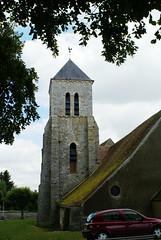 Thoury-Férottes : l'église Saint Pierre et Saint Paul