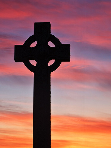 Celtic Cross by deemacphotos