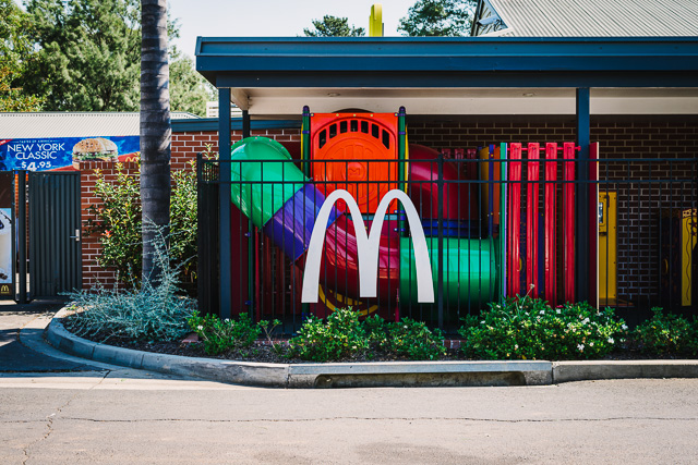 McDonald's of Campbelltown