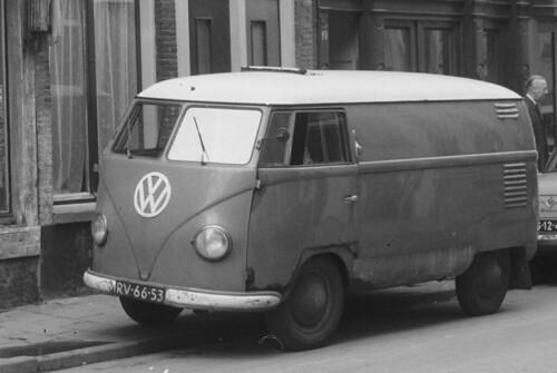 RV-66-53 Volkswagen Transporter bestelwagen