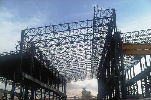 plant art construction steel karnataka