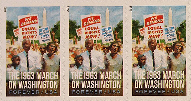 March on Washington from Flickr via Wylio