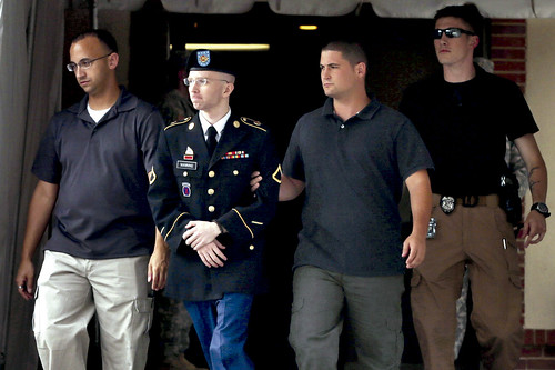 US-CLOSING-ARGUMENTS-HELD-IN-BRADLEY-MANNING-TRIAL