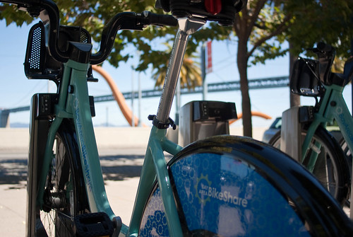 20600 In 11. Embarcadero at Folsom - Bow and Seatpost | by geekstinkbreath