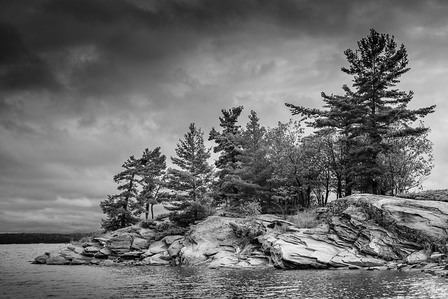 Blind Bay, Killbear Provincial Park