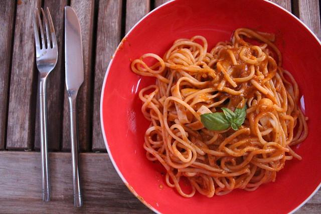Fresh Tomato Pesto 10