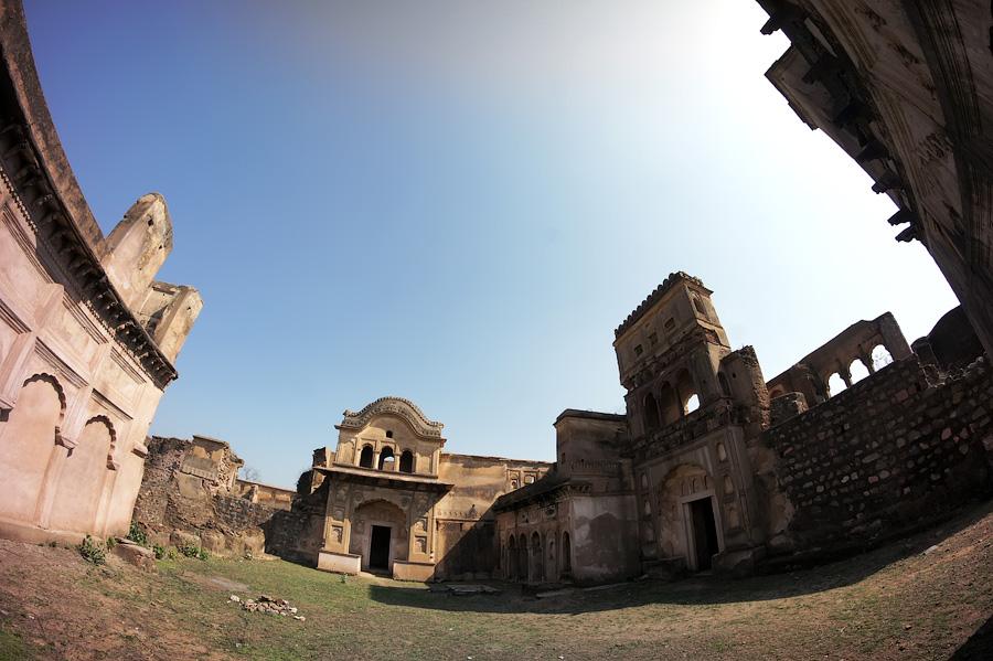 Княжество Орчха, Мадхья прадеш, Индия © Kartzon Dream - авторские путешествия, авторские туры в Индию, тревел фото, тревел видео, фототуры