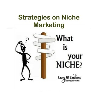 Strategies on Niche Marketing1