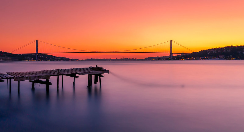 The Bosphorus Bridge 2