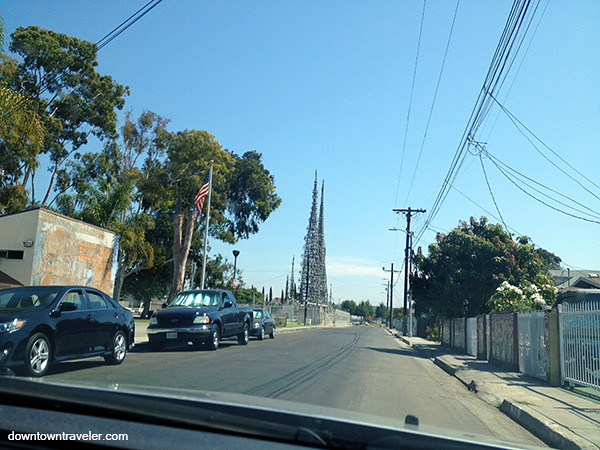 Los Angeles Watts Towers 2