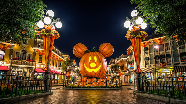 Disneyland Halloween Time - 2013 Edition