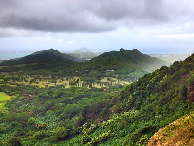 Header of Oahu