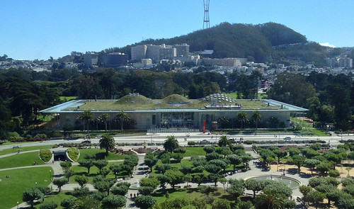 Cal Academy of Science building