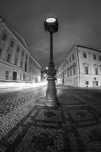 Prague Clocks by Zdenek Papes