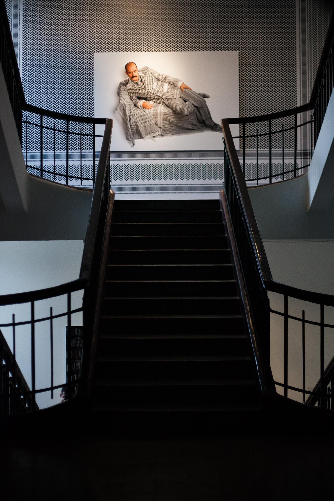 Art in the Greek School for the Biennial.