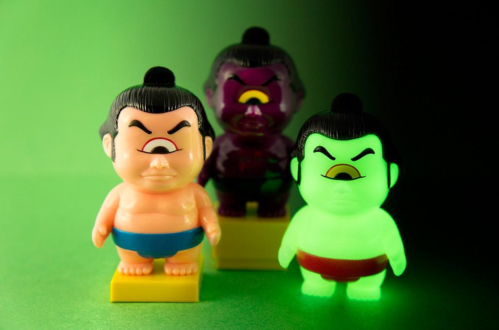 sumo trio