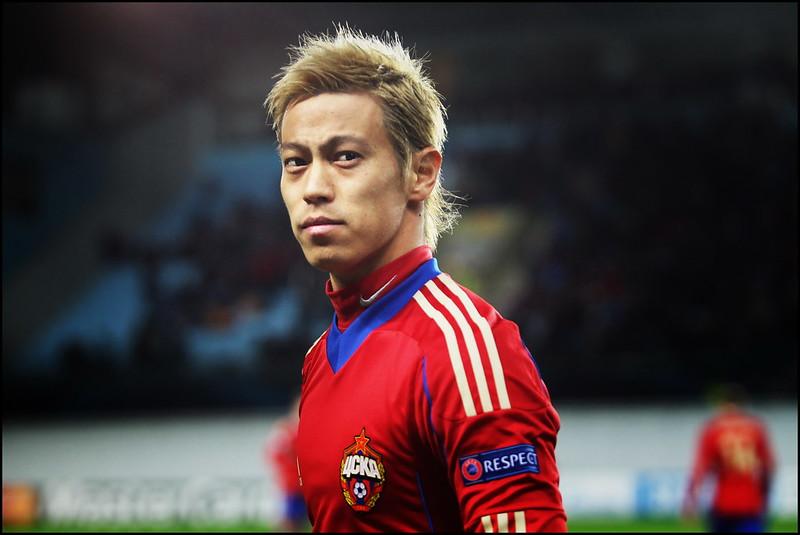 Keisuke Honda, CSKA vs Manchester City