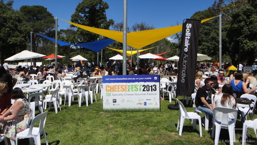 Adelaide CheeseFest 2013