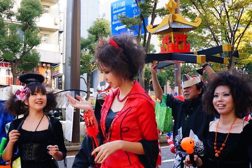 Kawasaki Halloween Parade 2013 45