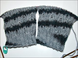 Carbonized Zombie Socks, as of 10/30