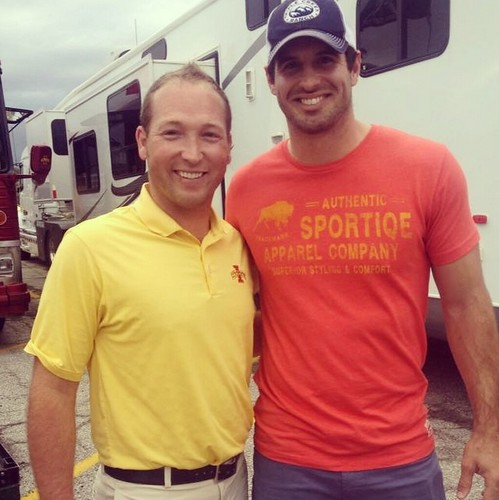 Christian Ponder, Sportiqe Waverly Shirt