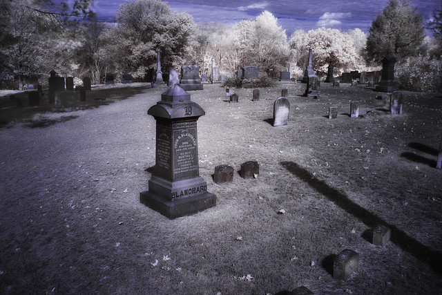 cemetery near salem, mass. from Flickr via Wylio