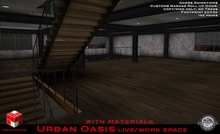 | MESHWORX | URBAN OASIS at FaMeshed through November 2013
